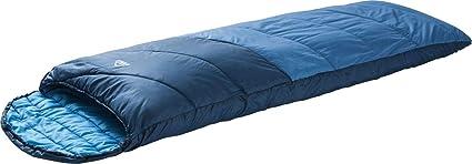 McKinley Comfort – Saco de Dormir, Unisex, Comfort, Azul, 195L