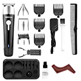 Best Beard Mustache Trimmers - Abbicen New 5 in 1 Multi-functional Beard Trimmer Review