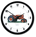 New Allis Chalmers Model WD45 (1953 - 1957) Tractor Wall Clock 10