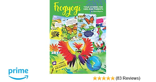Yoga for kids: FROGYOGI | Yoga Stories for Kids and Parents ...