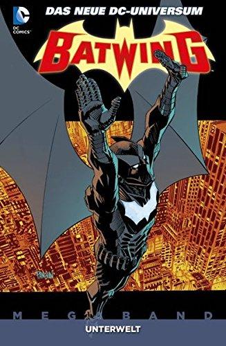 Batwing: Megaband 3: Unterwelt