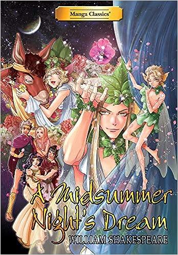 Descargar Novelas Torrent Manga Classics: A Midsummer Night's Dream: A Midsummer Night's Dream Libro Patria PDF