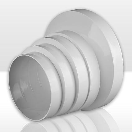 Reduzierstück Reduktion Reduzierverbinder  Rohr Übergang Ø100mm-55x110mm KP55-20