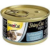 Gimpet | ShinyCat Thunfisch mit Garnelen | 24 x 70 g