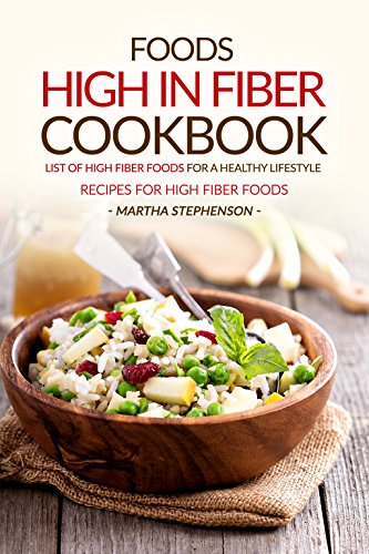 Foods High Fiber Cookbook Lifestyle ebook