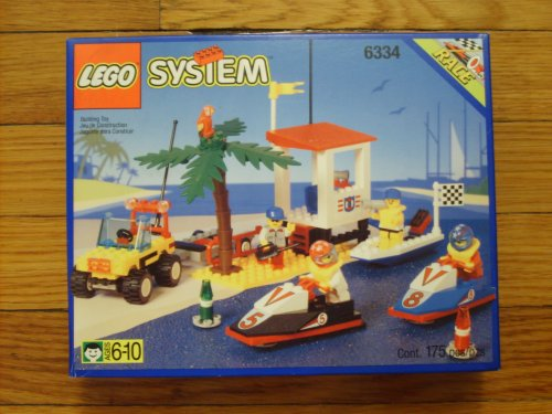 LEGO System Wave Jump Racers