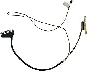 Z-one Cable Replacement for Acer Aspire E5-523 E5-523G E5-553 E5-553G E5-575 E5-575G F5-573 F5-573G Series LCD Video Screen Cable DD0ZAALC001 DD0ZAALC011