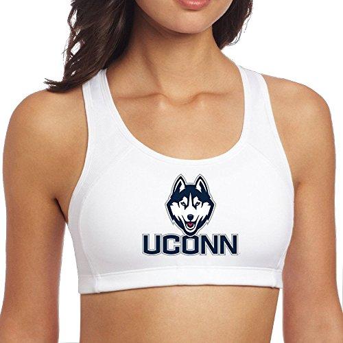 University Of Connecticut Logo UConn Women Yoga Tank Top
