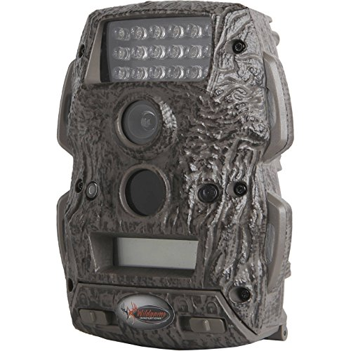 Wildgame Innovations Cloak 8MP IR Game Camera, Trubark HD Texture Camera