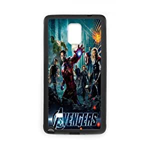 DIY Phone Cover Custom The Avengers For Samsung Galaxy Note 4 N9100 NQ2642636