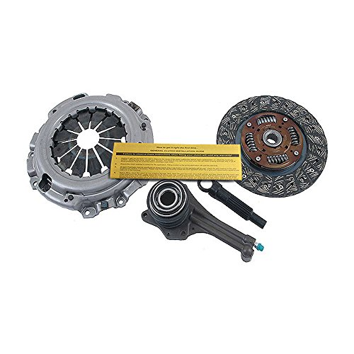 EFT PREMIUM CLUTCH KIT & SLAVE CYL 2002-03 MITSUBISHI LANCER ES LS OZ RALLY 2.0L