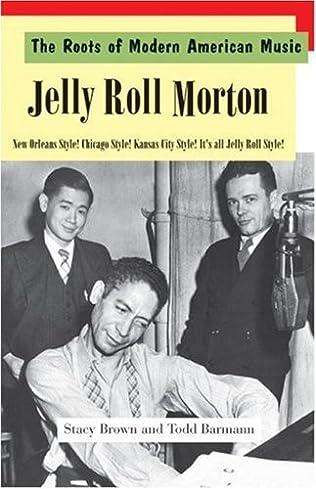 book cover of Jelly Roll Morton