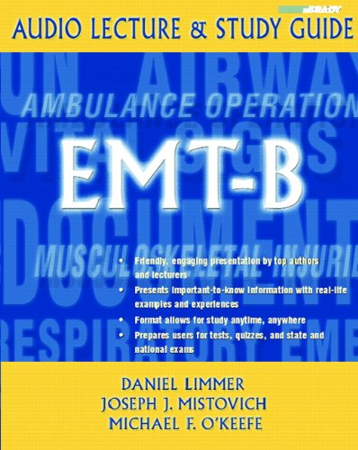 Audio Lecture : EMT-B by Prentice Hall
