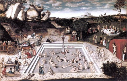 - The Elder Lucas Cranach The Fountain of Youth - 18.05