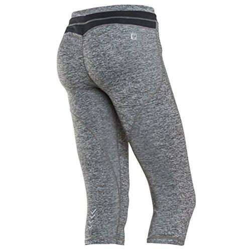 605daafe7ec FREDDY WR.UP Shaping Effect DIWO Sport Low Rise Capri Leggings - Melange (L