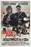 Delta Force Movie Poster (27 x 40 Inches - 69cm x 102cm) (1986) -(Lee Marvin)(Chuck Norris)(Shelley Winters)(Martin Balsam)(George Kennedy)(Hanna Schygulla)