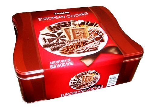 Signature European Cookies with Belgian Chocolate, 49.4 oz by K2 Valley Inc [Foods]