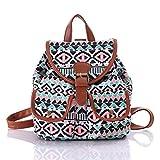 Kenox Girl's Fashion Casual Mini Backpack Purse Bag