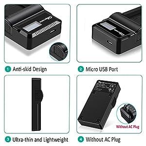 BG1 USB Camera Charger from OAproda