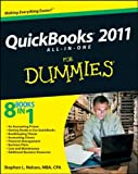 QuickBooks 2011 All-in-One for Dummies, Stephen L. Nelson, 0470646500