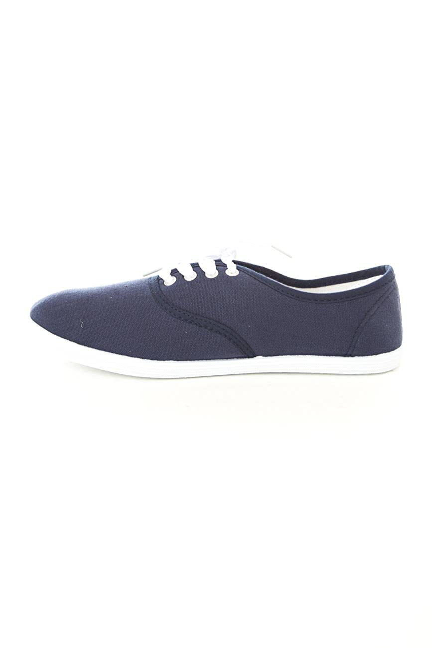 807323fbcee Soho Shoes Women's Classic Canvas Sneaker Tennis Shoes