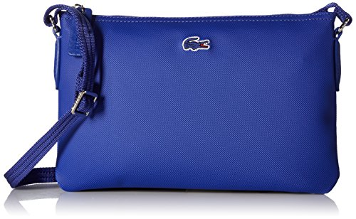 Lacoste L.12.12 Concept Flat Crossover Bag, Surf the Web