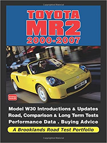 Read online Toyota MR2 2000-2007 (Road Test Portfolio) PDF