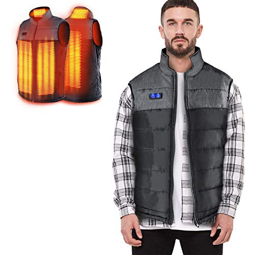 Heated Vest for ManWoman