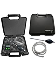 Tough, Waterproof, USA Made: Carbon Monoxide Tester, CO Meter, & Analyzer Kit with Sample Pump (CO Inspector Kit)