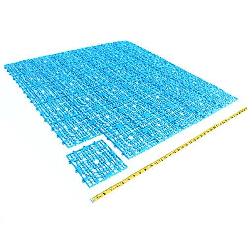 together anti slip non slip interlocking polyethylene