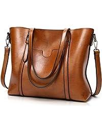 Handbags Shoulder Bag Satchel Handbags Tote Purse for Women Lady