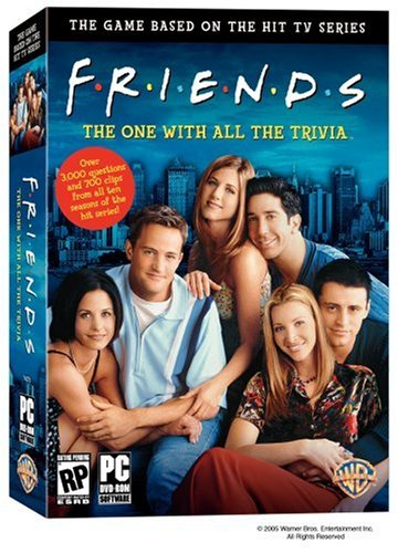 Click for larger image of Friends: The One With All the Trivia - PC