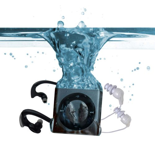 Underwater Audio Waterproof iPod Mega Bundle (Space gray)