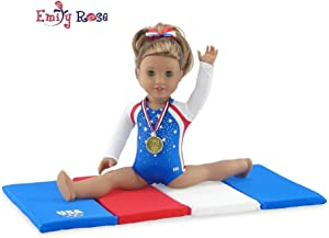 """Emily Rose 18 Inch Doll Clothes for American Girl Dolls 