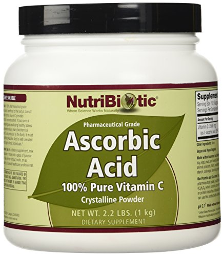 Nutribiotic Ascorbic Acid Powder Pound product image