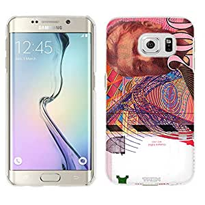 Samsung Galaxy S6 Edge Plus Case, Snap On Cover by Trek 200 Cinquante Francs Case