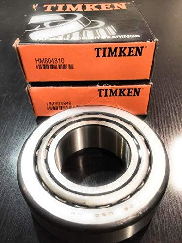 Pinion Bearing Cup - Timken HM804846 Pinion Bearing & HM804810 Cup Set / 457108