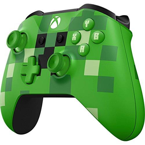 51a0LsgkPlL - Xbox Wireless Controller - Minecraft Creeper