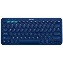 Logitech K380 Bluetooth Keyboard (Blue) - 920-007559
