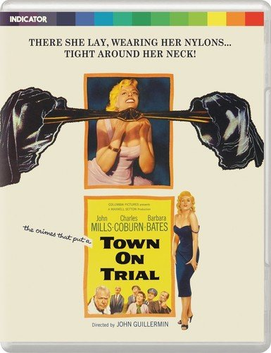 Town on Trial / [Blu-ray]