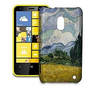 Phone Case For Nokia Lumia 620 - Vincent Van Gogh Fine Art Painting Designer Hardshell wangjiang maoyi