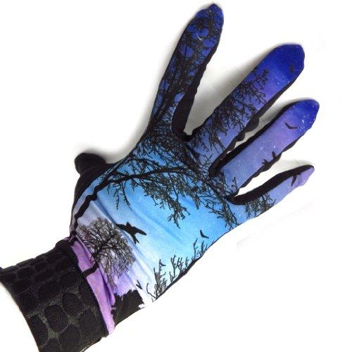 [リリーの宝 (Les Tresors De Lily)] (Aube コレクション) [K5752] 手袋 ブルー