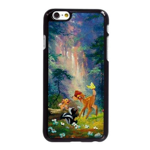 Bambi UV05MJ7 coque iPhone 6 6S plus 5.5 Inch cas de téléphone portable coque S8XZ6K7QU