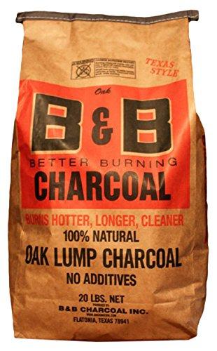 BB Charcoal Oak Lump