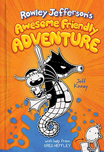 Rowley Jefferson's Awesome Friendly Adventure Hardcover – Illustrated, August 4, 2020