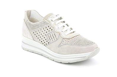 Grunland SC3871 CEDO Scarpa Donna P. Corda 41  Amazon.fr  Chaussures ... ad60a8fa57f
