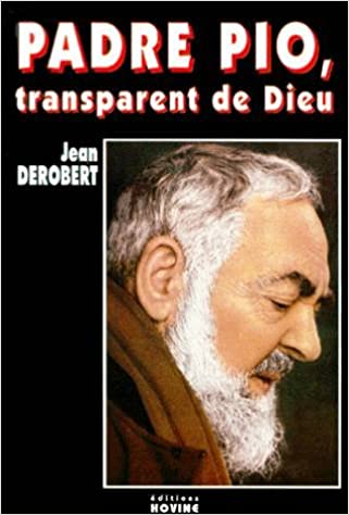 Padre Pio Transparent De Dieu Portrait Spirituel De