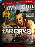Playstation Magazine; Far Cry 3 (April 2012) (PS Vita Launched, Twisted Metal, Journey, The Darkness II, MLB 2K12, UFC Undisputed 3, SXX)