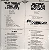 THE GREAT VICTOR HERBERT and BEYOND THE BLUE HORIZON (LP record)