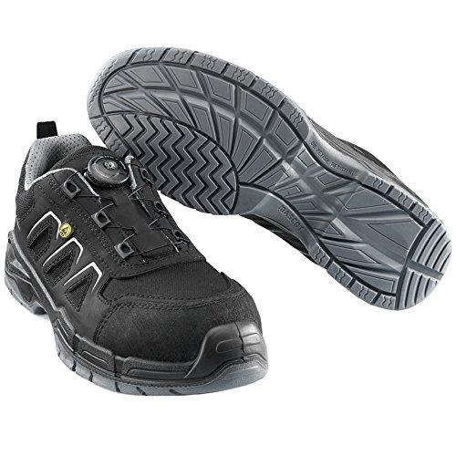 Mascot F0111-937-09-1146 Manaslu Chaussures de sécurité Taille W11/46 Noir